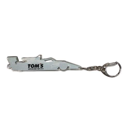 トムス SUPER FORMULA1号車 VANTELIN TEAM TOM'S 車両キーホルダー