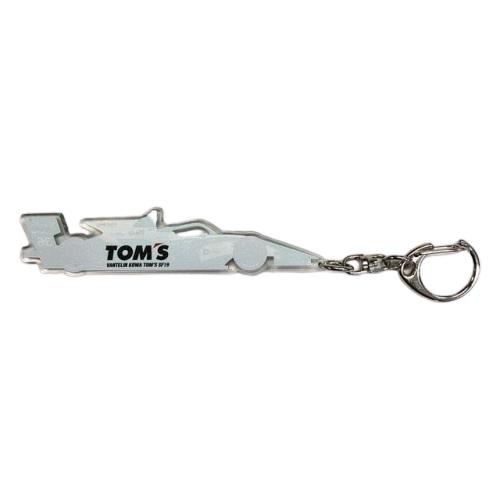 トムス SUPER FORMULA36号車 VANTELIN TEAM TOM'S 車両キーホルダー