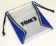 巾着 TOM'S ロゴ ブルー