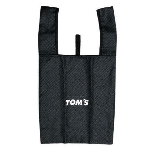 トムス エコバッグ(黒)