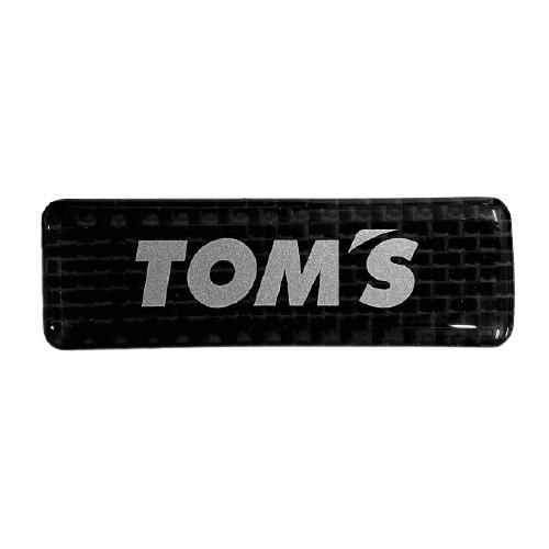 トムスドライカーボンステッカー