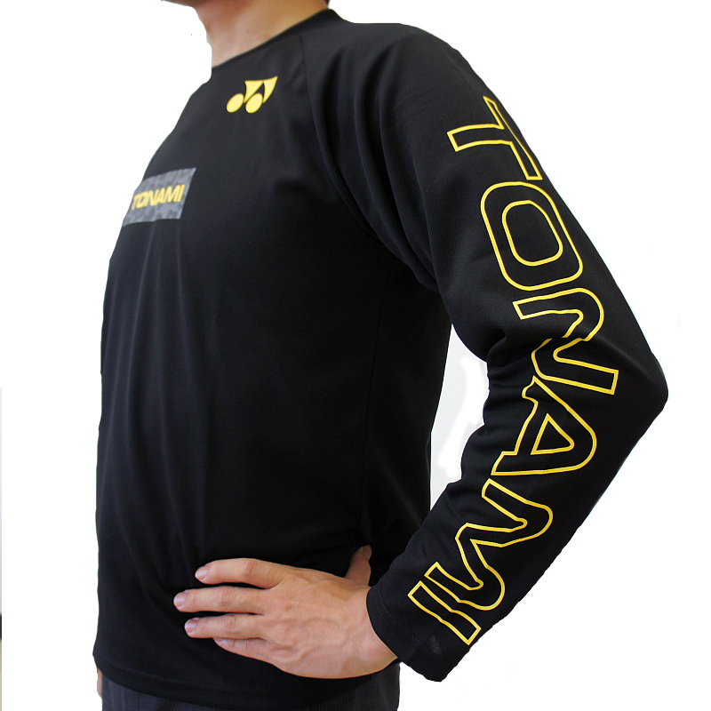 2018 長袖Tシャツ(ブラック)