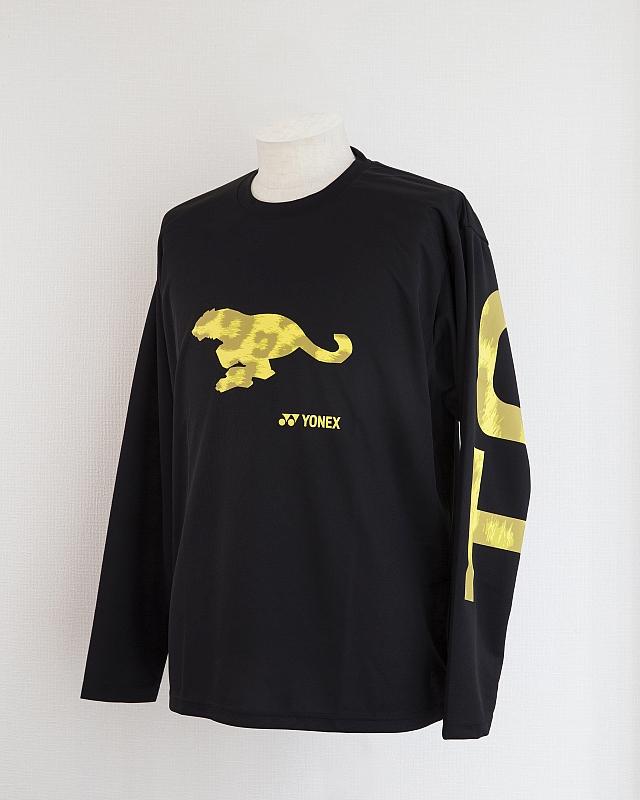 2021年長袖Tシャツ(ブラック)