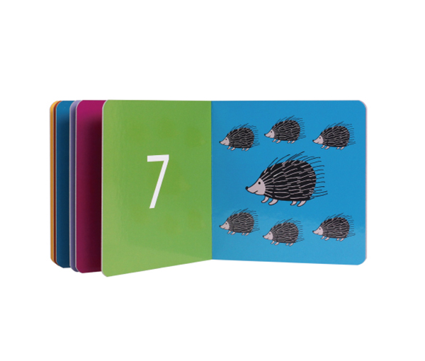 BABY NUMBER BOOK