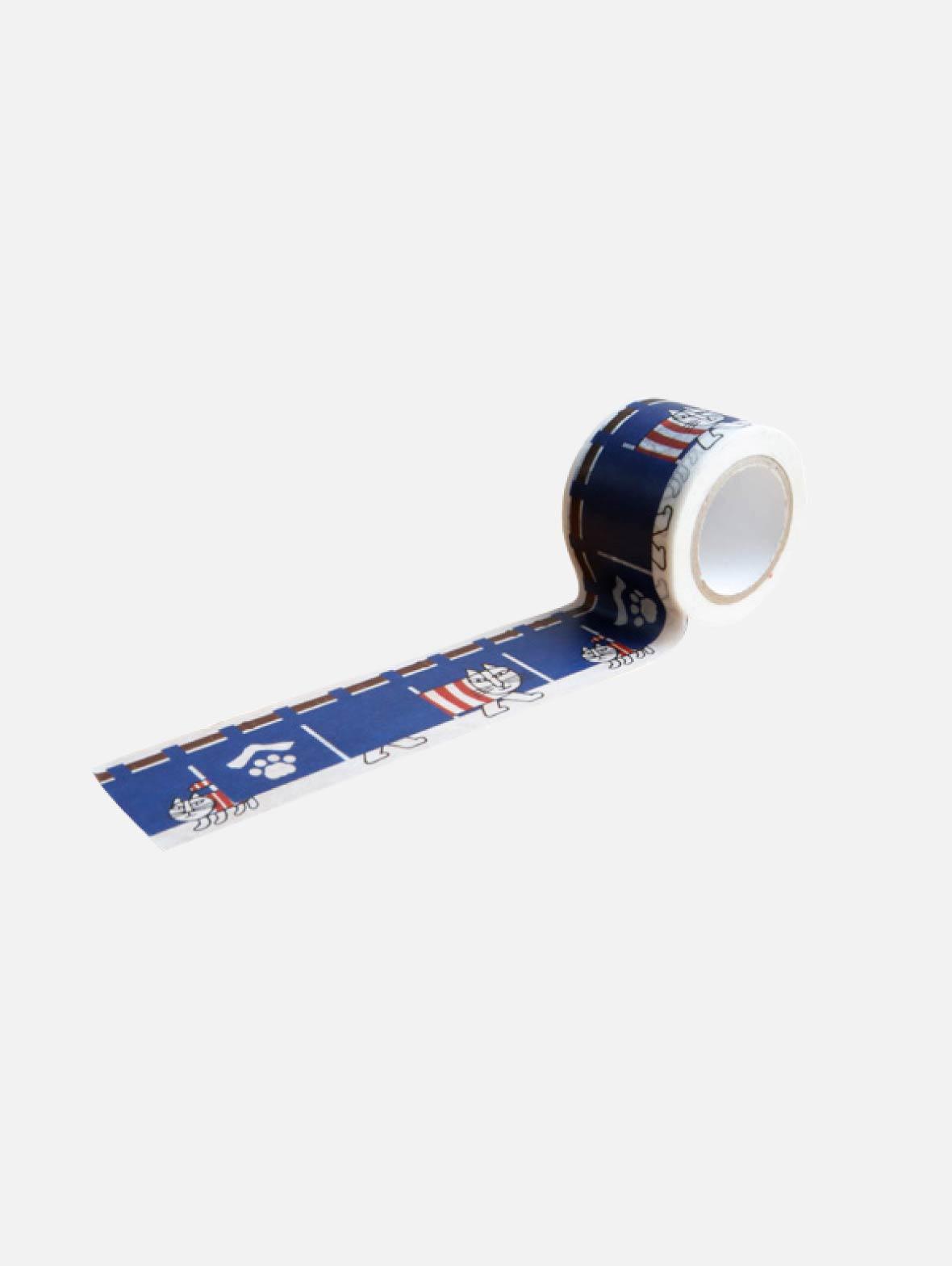 マスキングテープ(35mm・のれんマイキー)