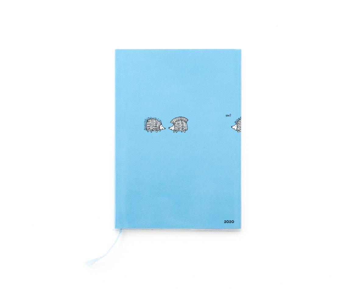 2020リサ・ラーソン手帳(ハリネズミ3兄弟)