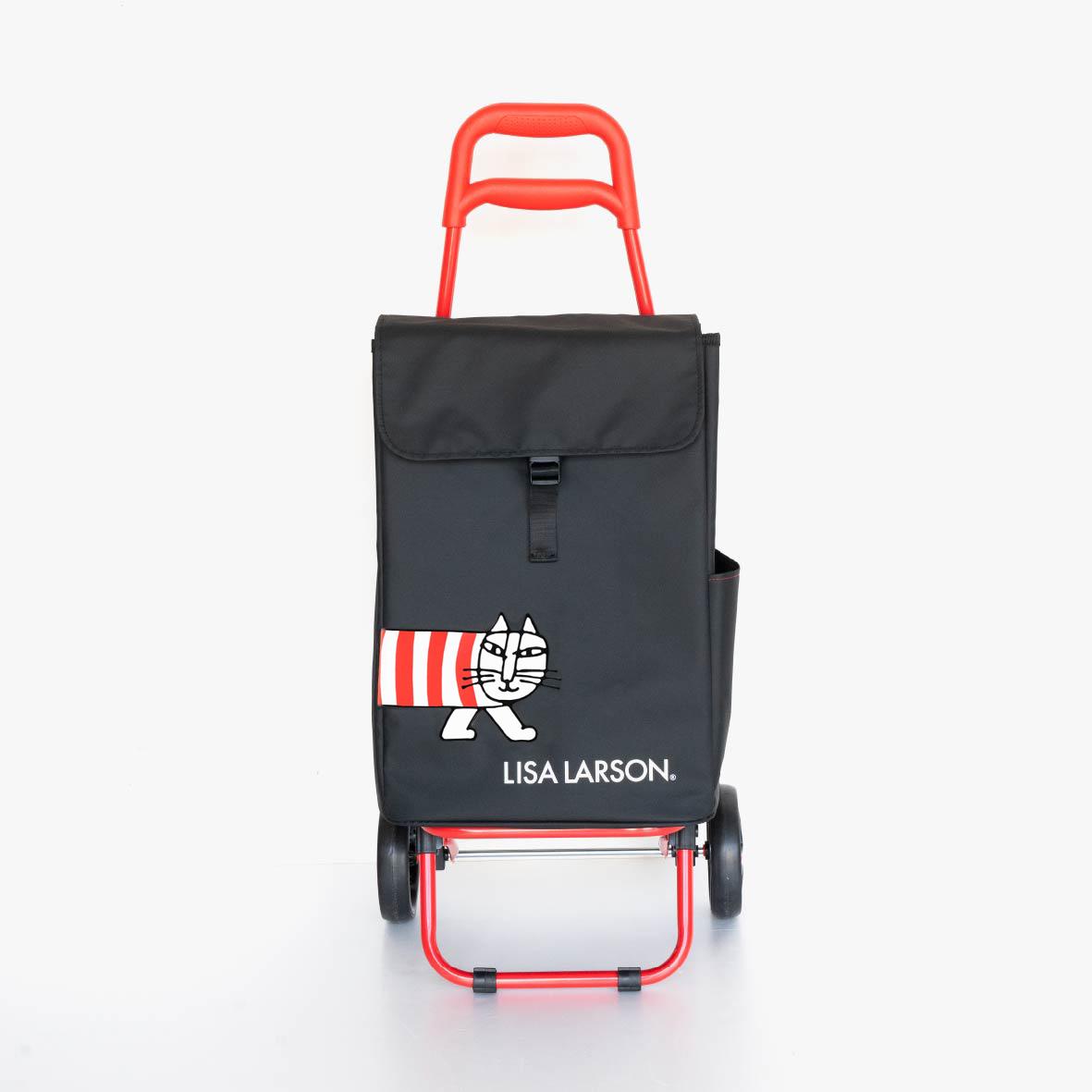 (Y)【2021年8月上旬以降順次出荷予定】保温・保冷ショッピングカート(マイキー ・レッド)