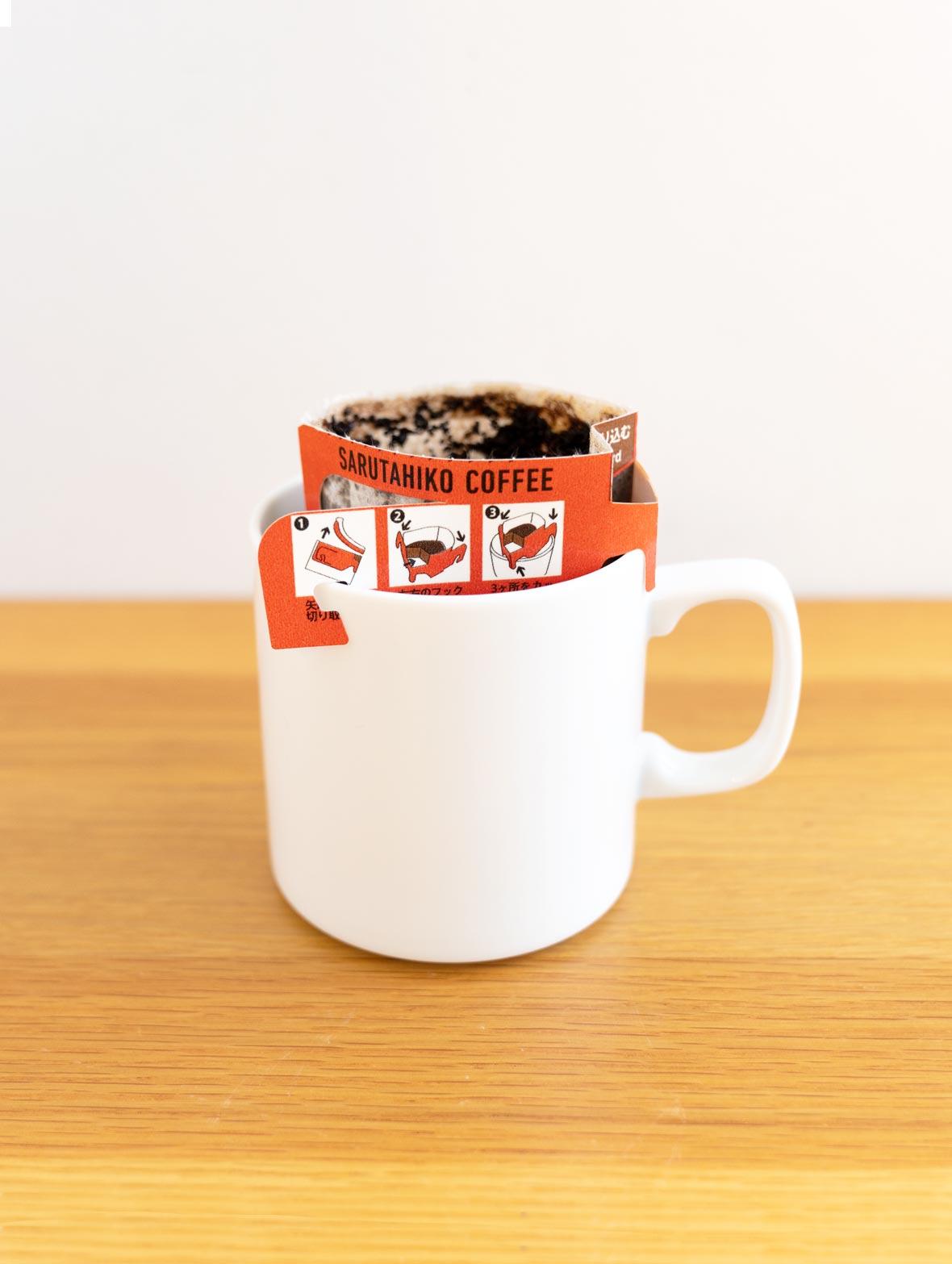 ドリップバッグコーヒー(ドレスアップマイキーシリーズ)(5枚入り)