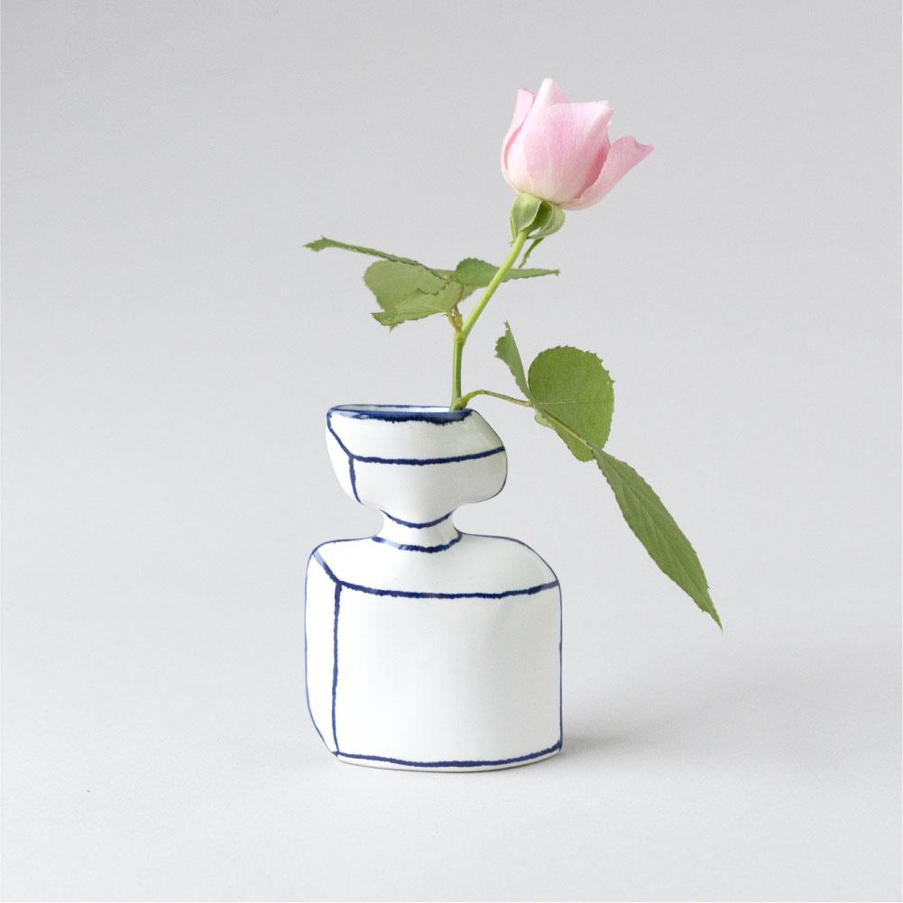 【TK】(Y)【2021年1月下旬以降順次出荷予定】香水瓶のかびん(seto)