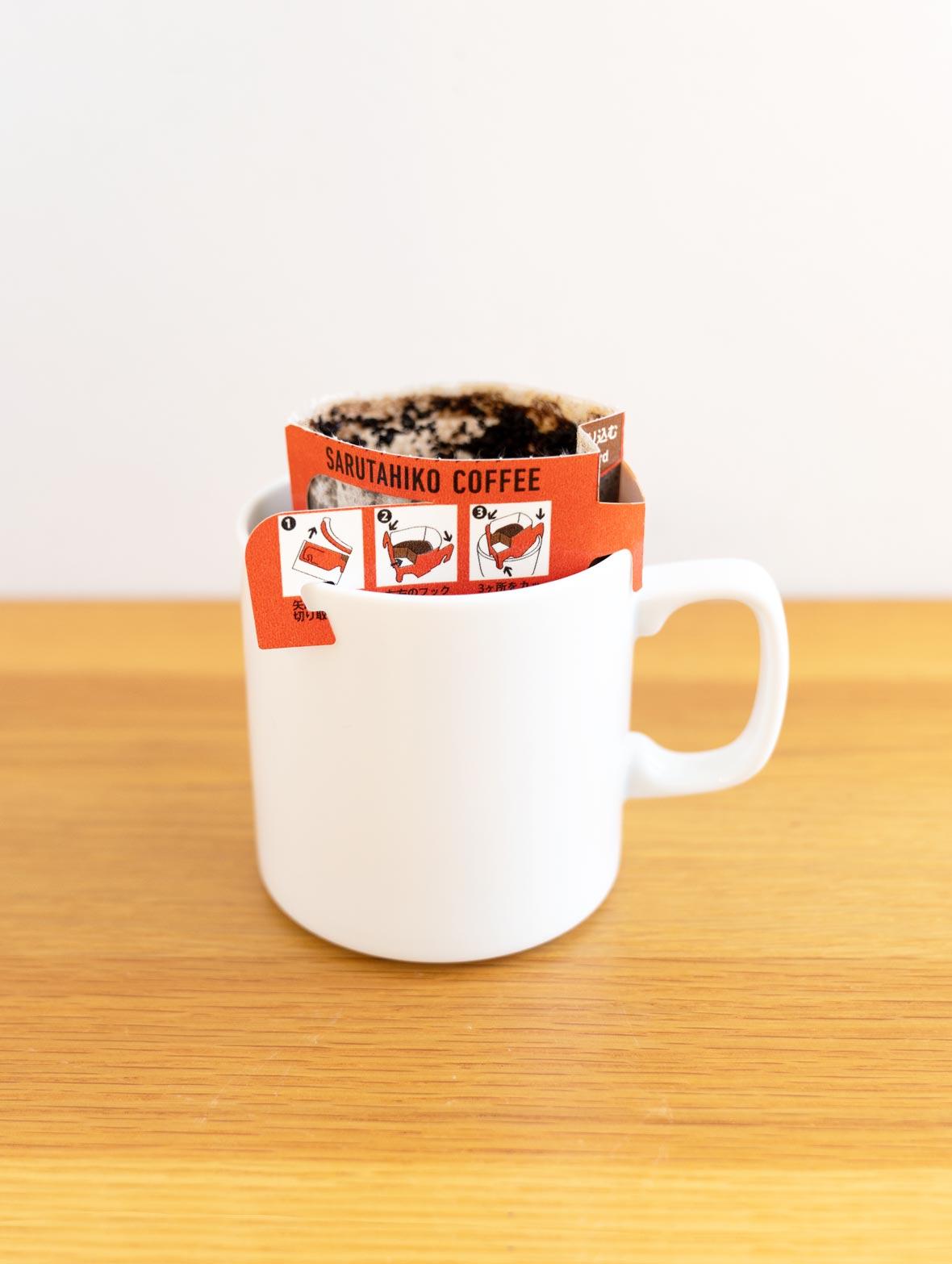 【2020展覧会公式】ドリップバッグコーヒー(陶器シリーズ)(5枚入り)