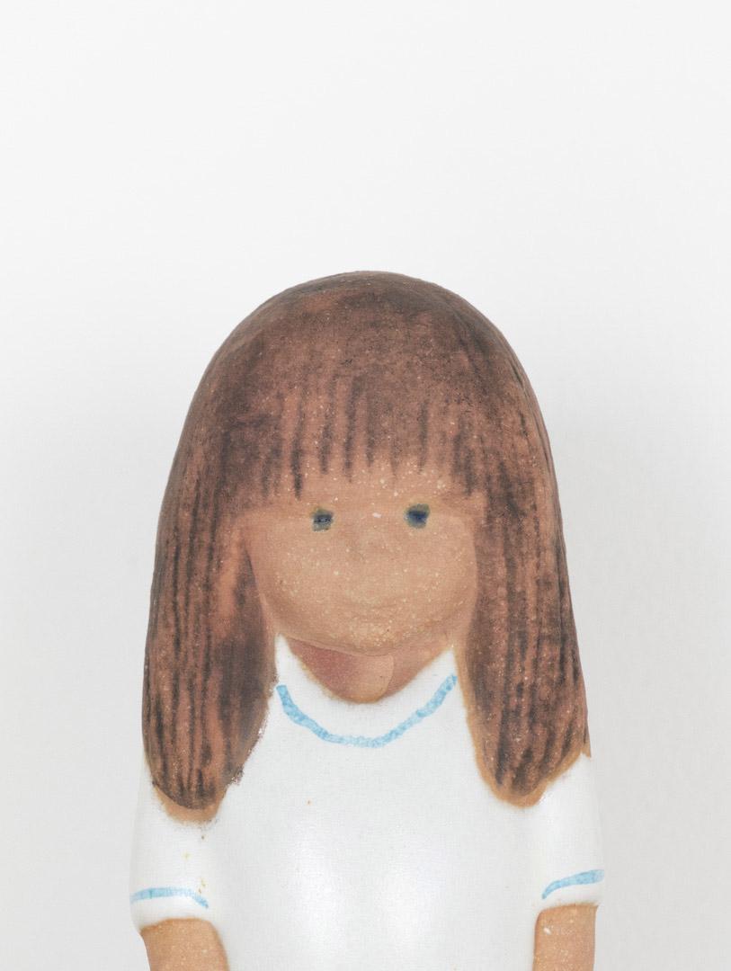 リナ 茶髪