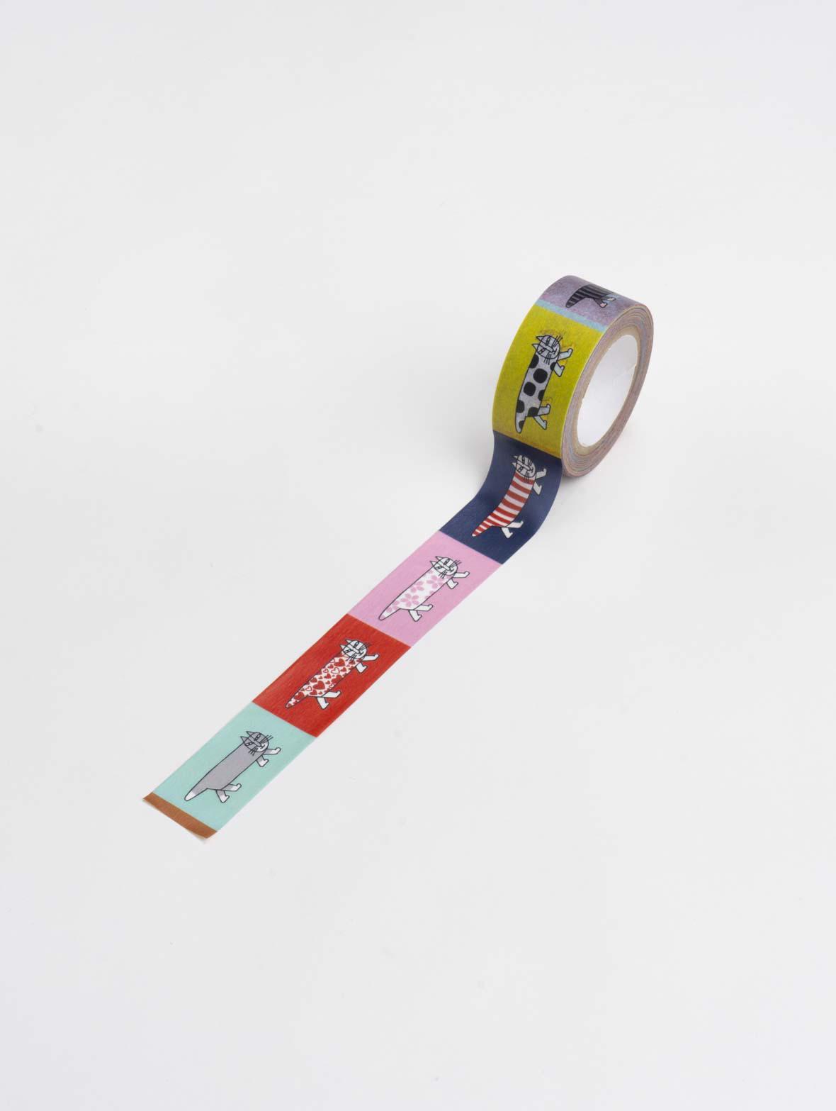 マスキングテープ(20mm・ドレスアップマイキー)