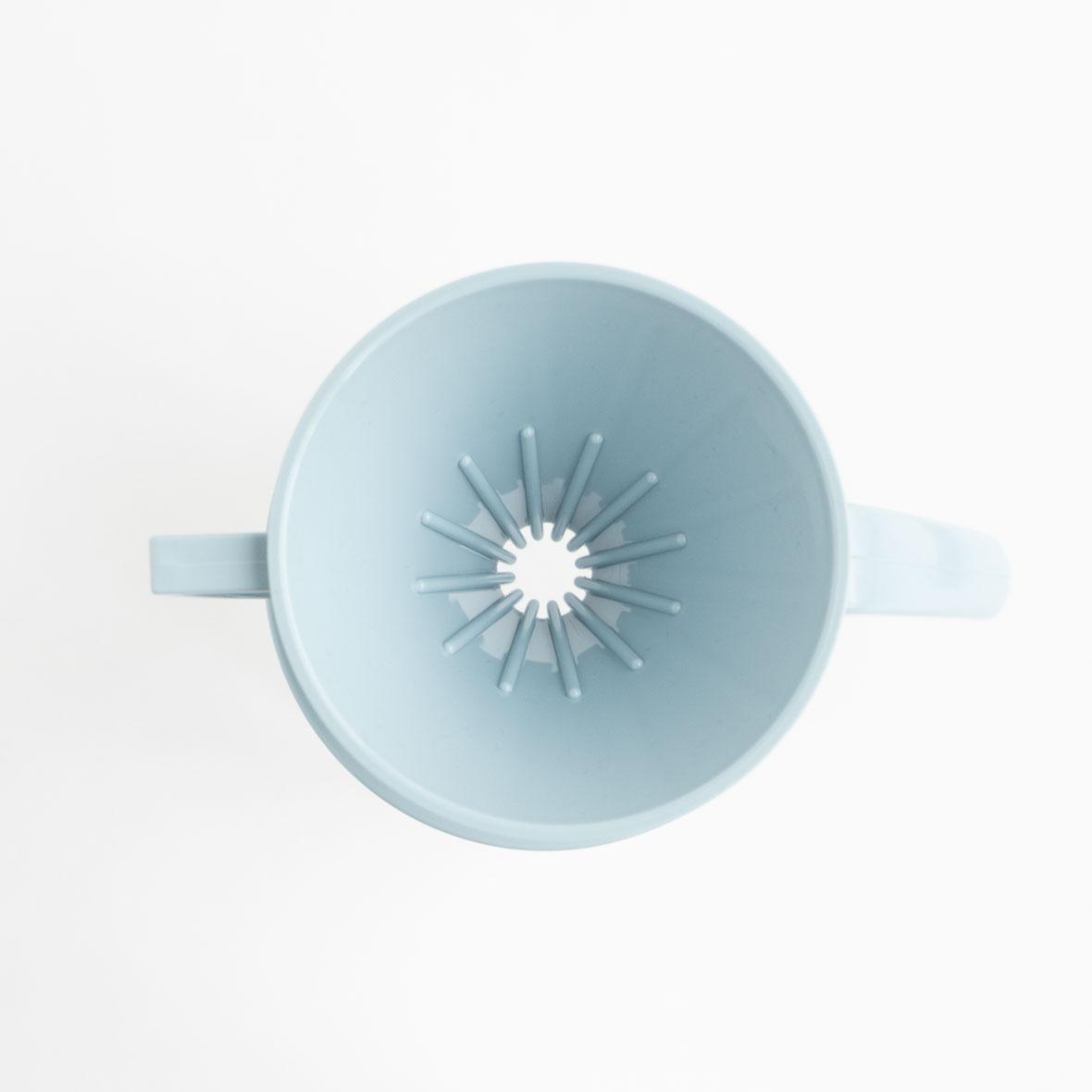【TK】(Y)【2021年9月下旬以降順次出荷予定】KONO式コーヒードリッパーセット(海と空のブルー)
