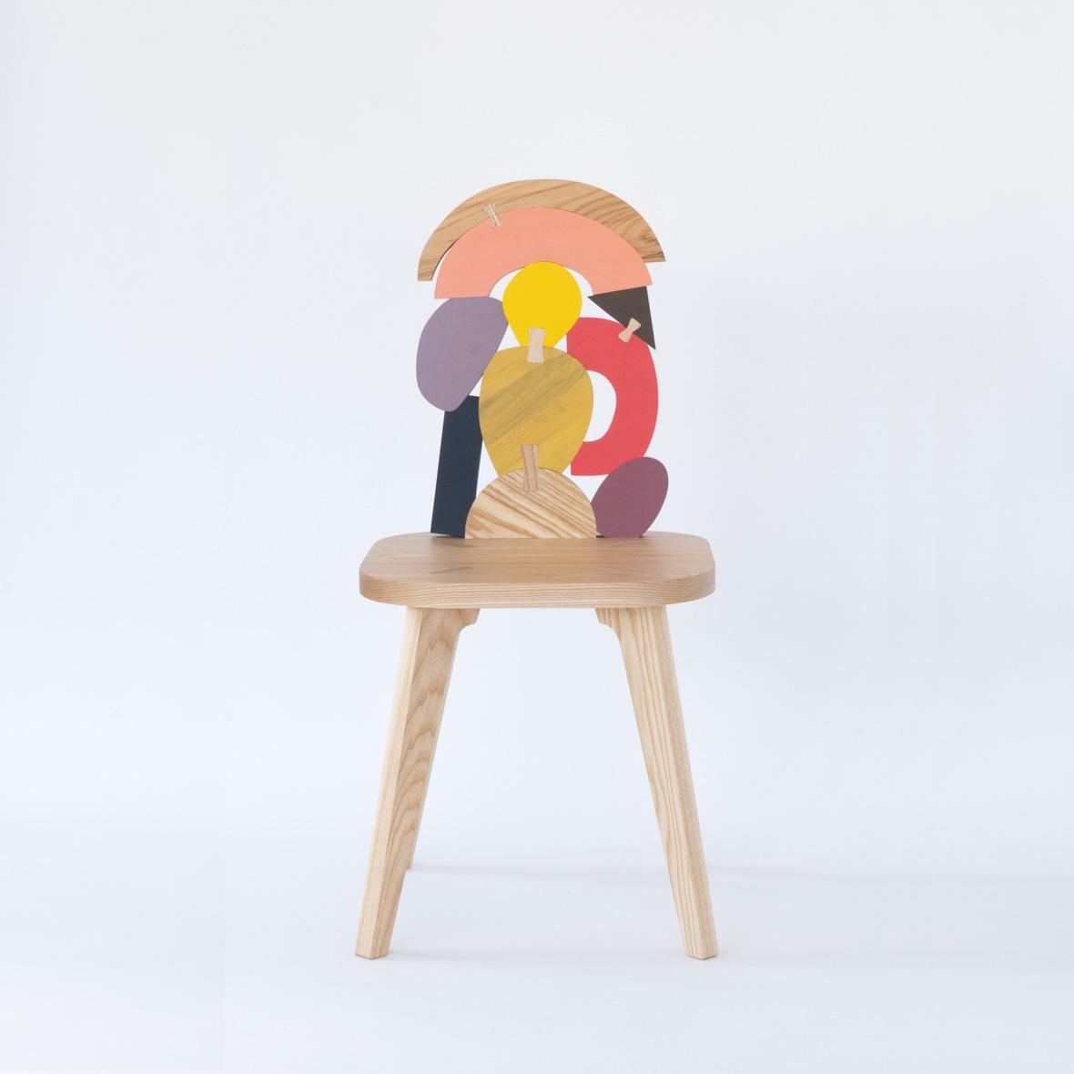【TK】「もの想い」の椅子。 NO.1