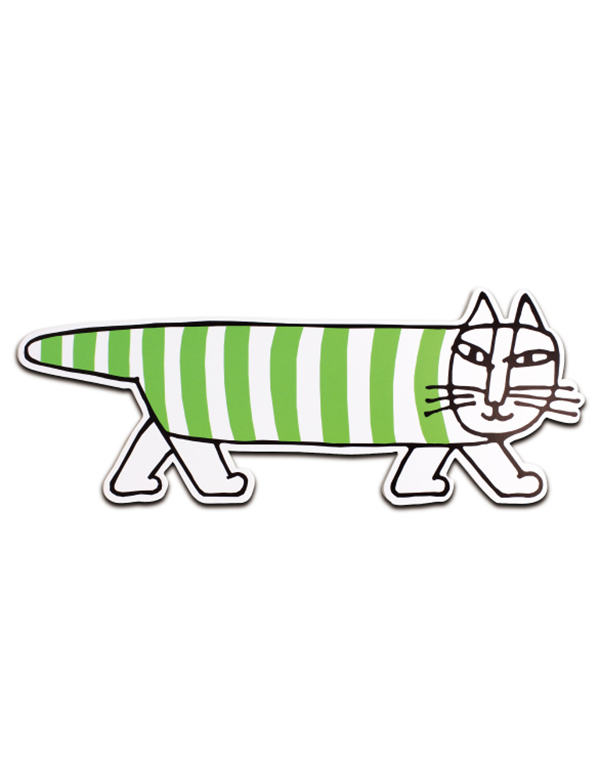 ポストカード(マイキー 緑)