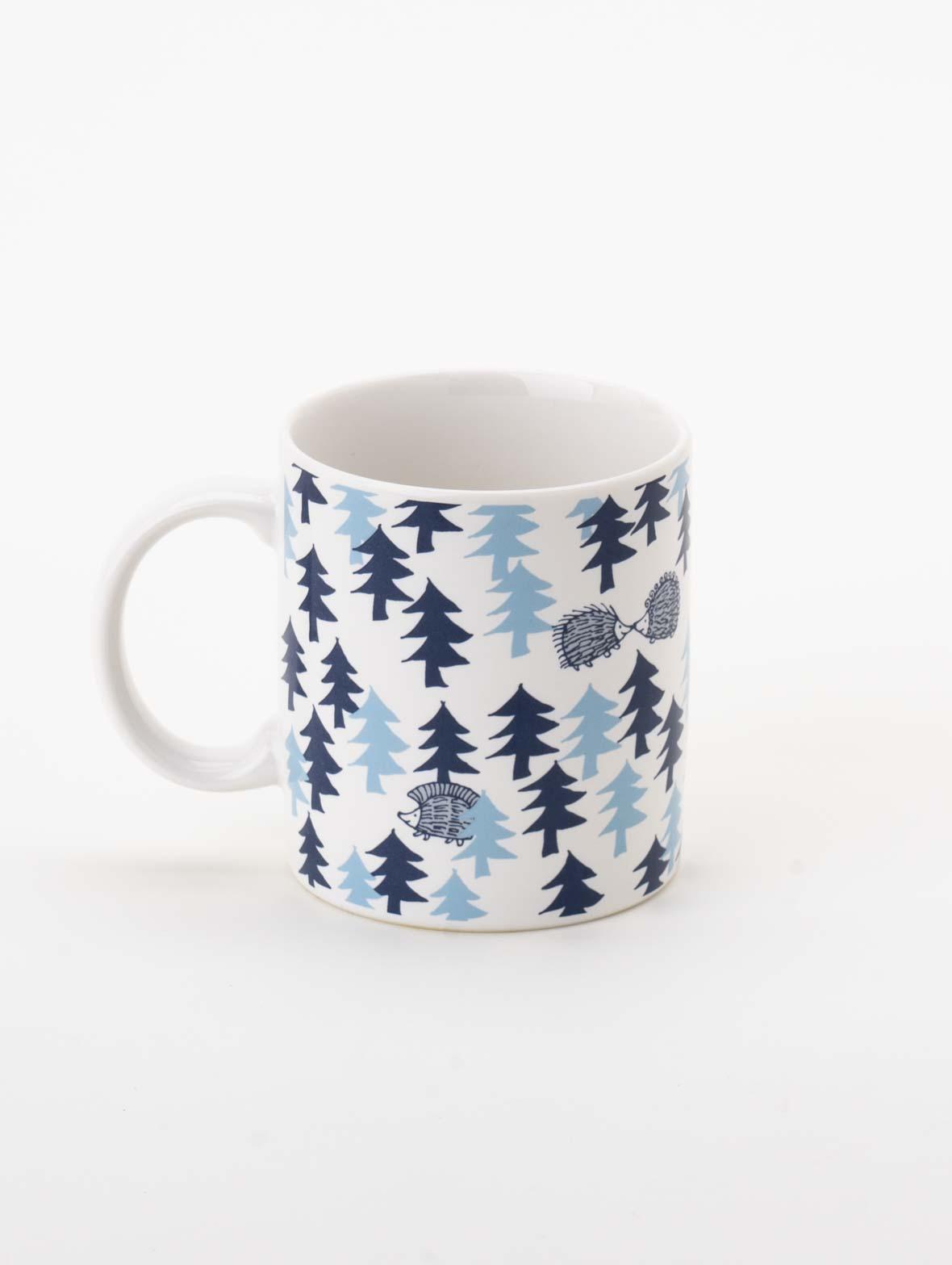マグカップ(はりねずみの森)