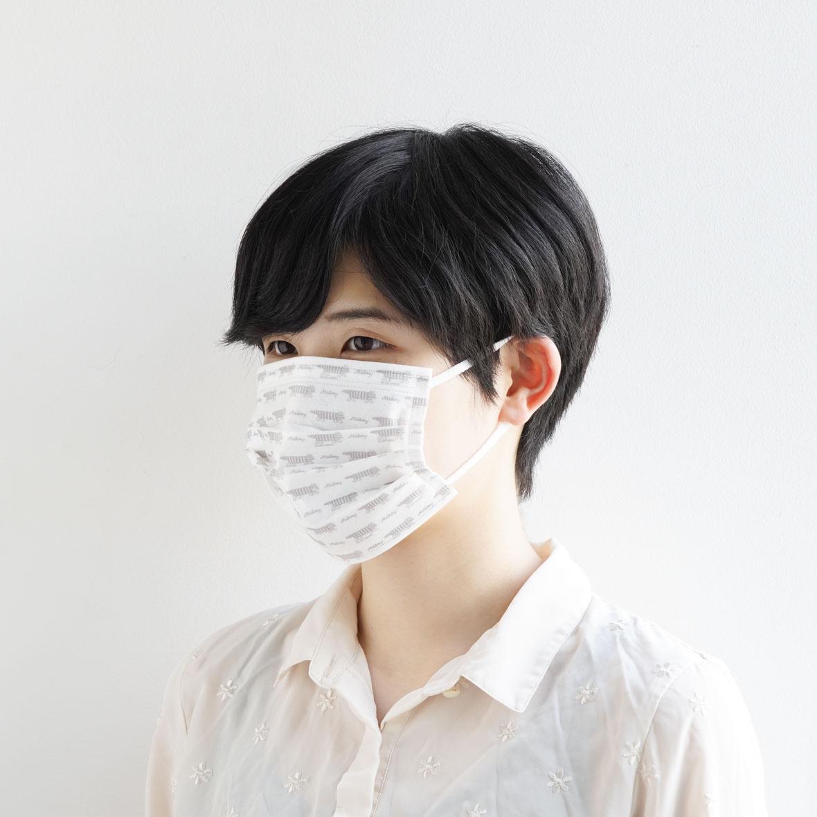 【TK】マイキーのマスク(100枚入り)