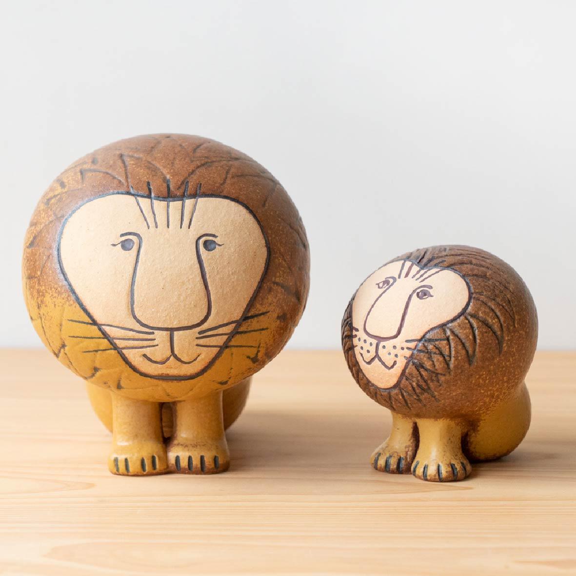 【TK】ライオン セミミディアム