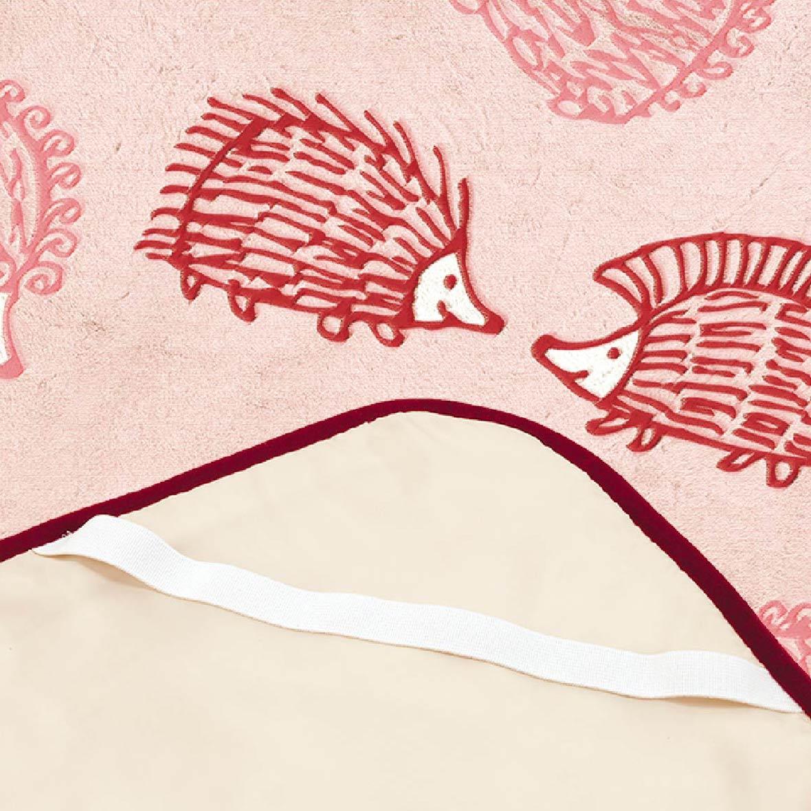 【TK】電気敷き毛布(ハリネズミ)