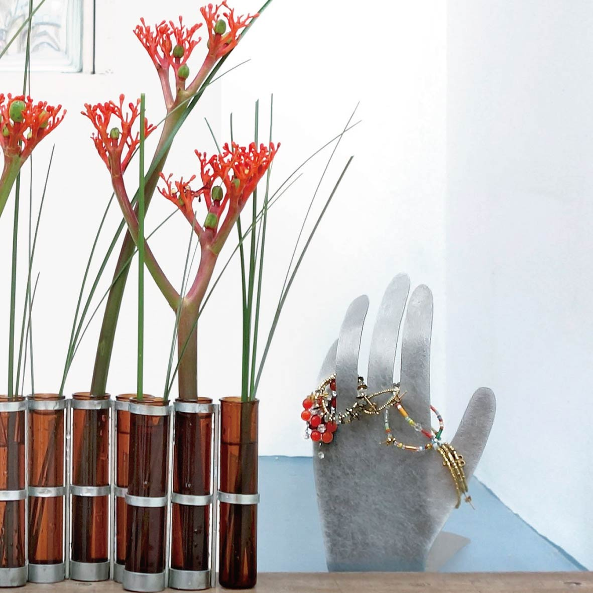 【TK】四月の花器(ジンジャー・S)