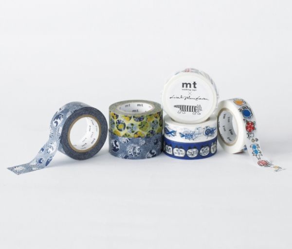 mt マスキングテープ(20mm・多肉植物)