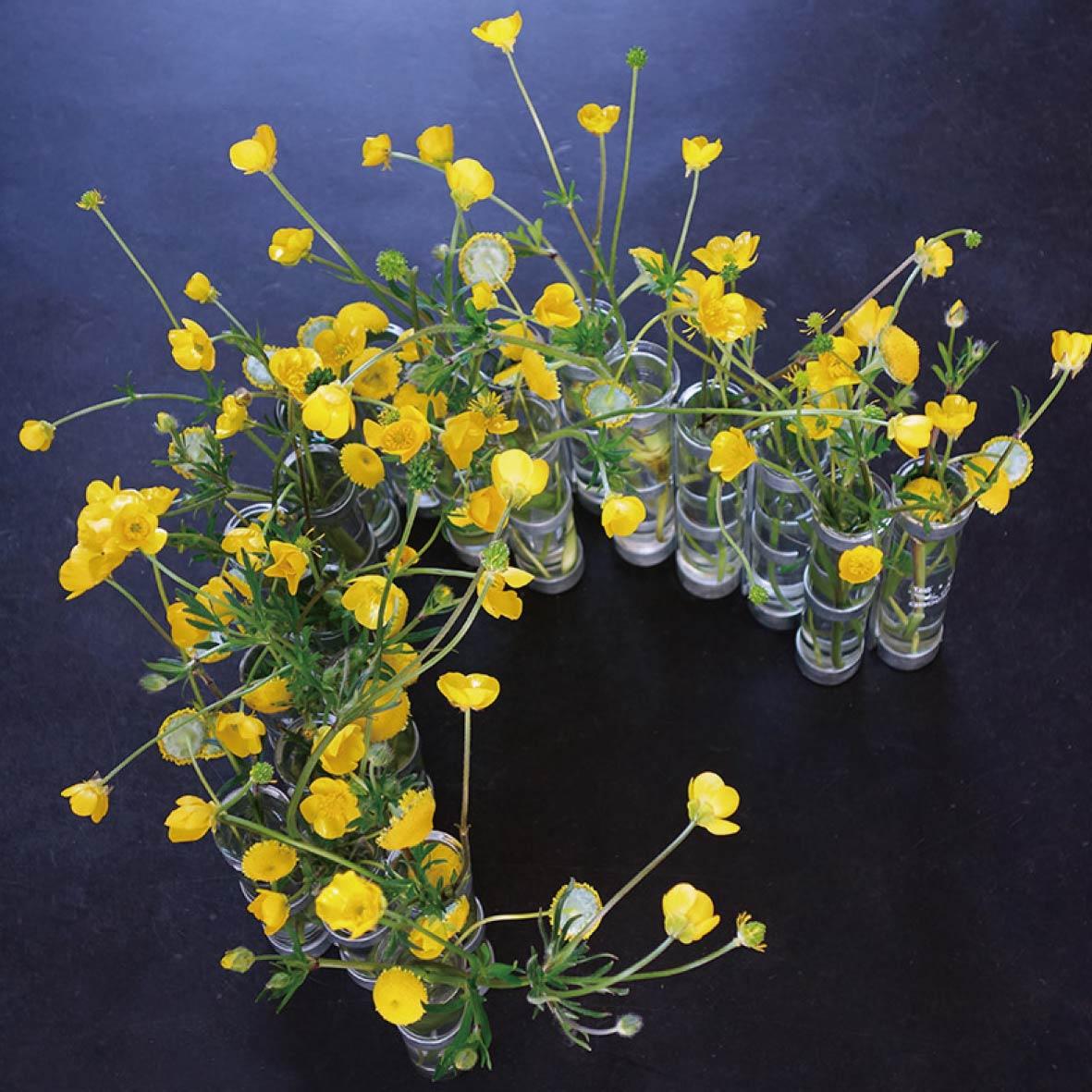 【TK】四月の花器(M)