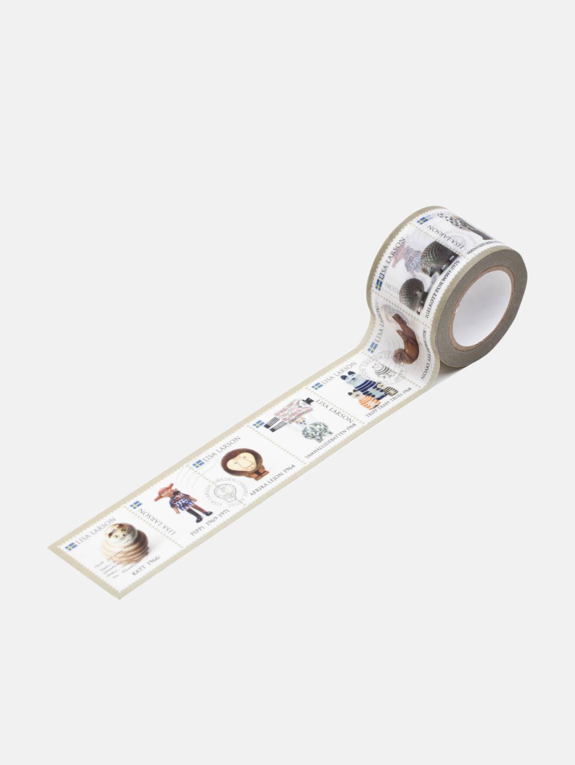 マスキングテープ(35mm・陶器切手型)