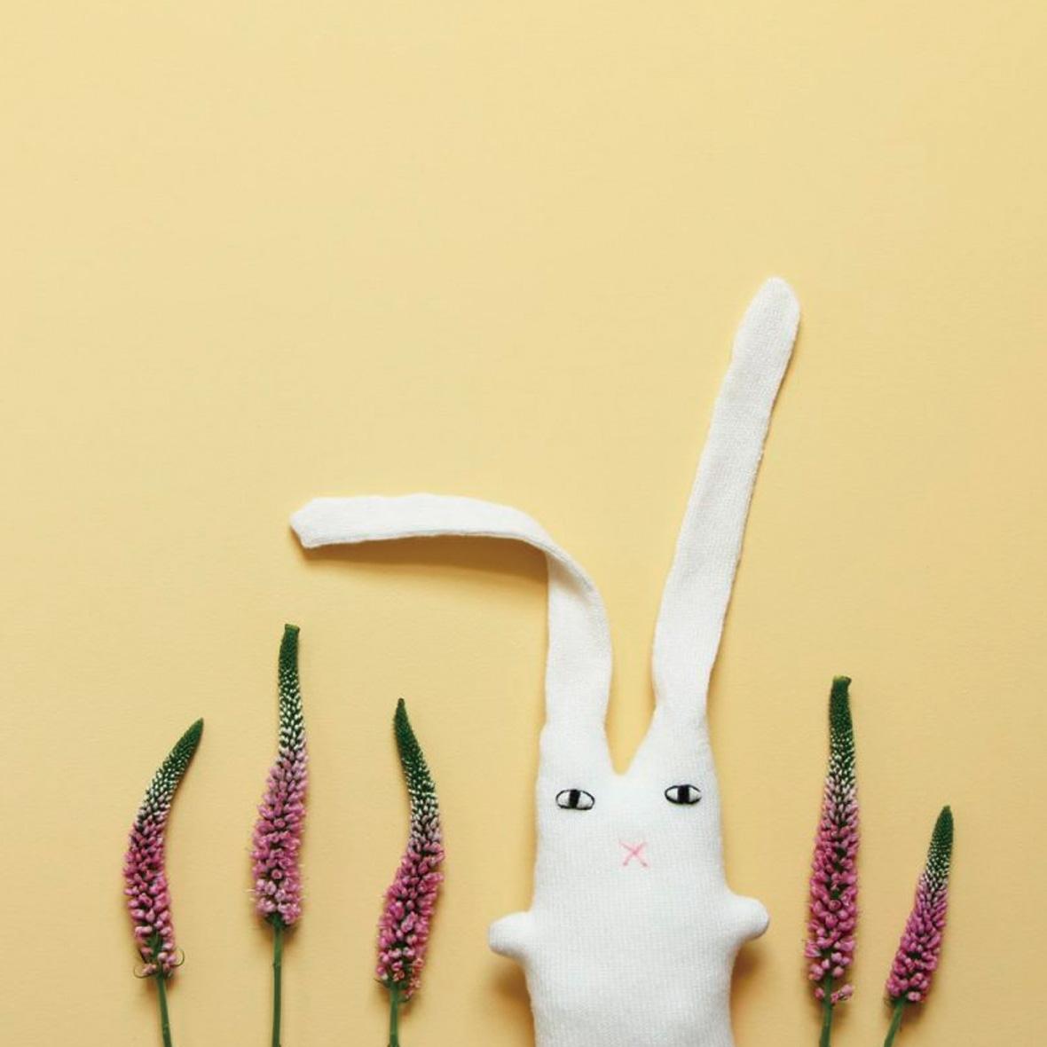 【TK】うさぎのブライアン(Brian Bunny - カシミヤ100% )