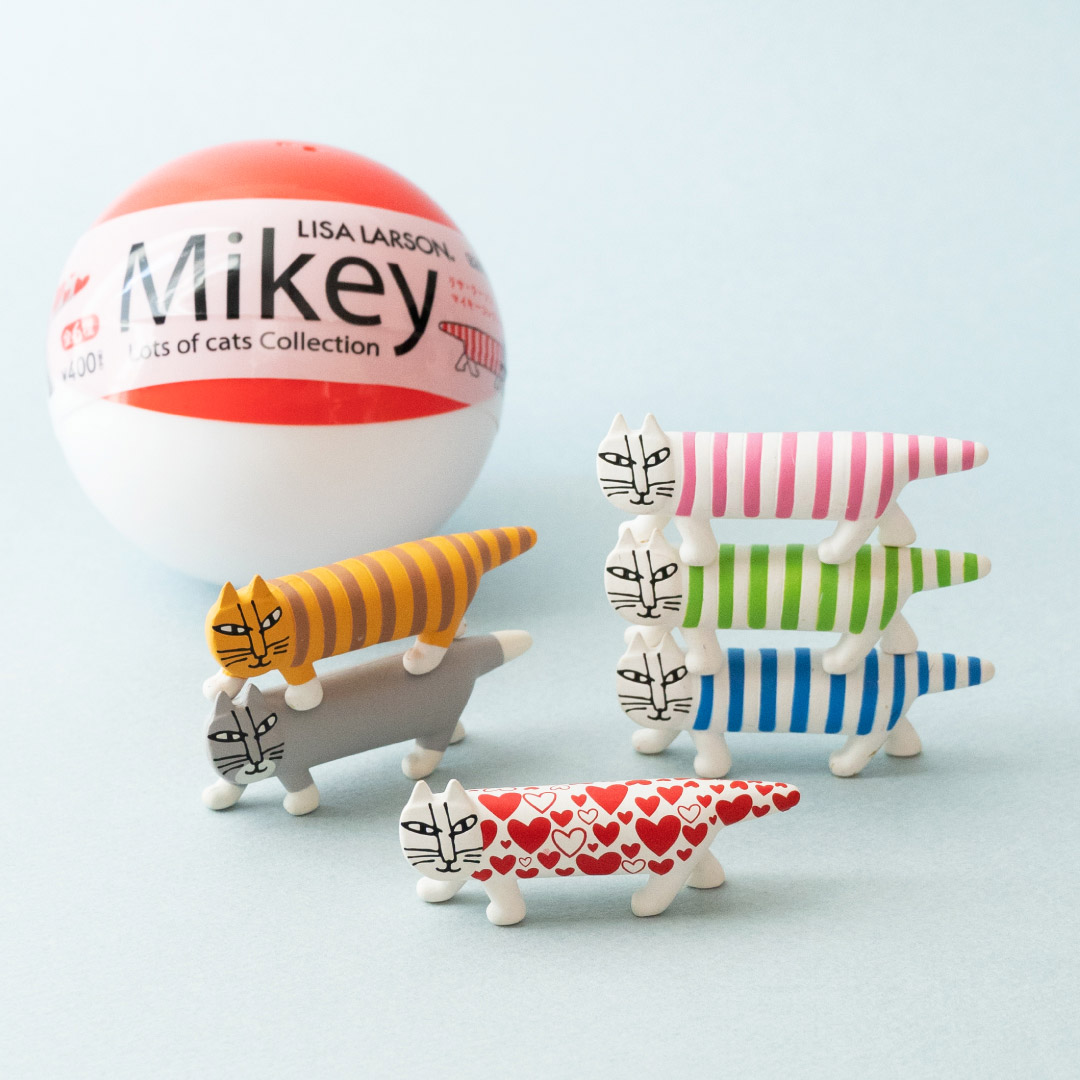 【TK】ミニチュアファブリカ マイキーコレクション お楽しみセット(5個入り)