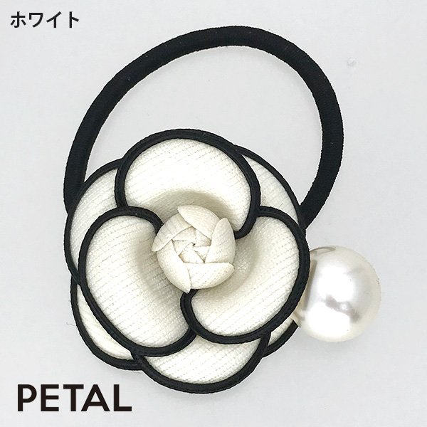 新作 大人のお花ゴム【PETAL MARKET】