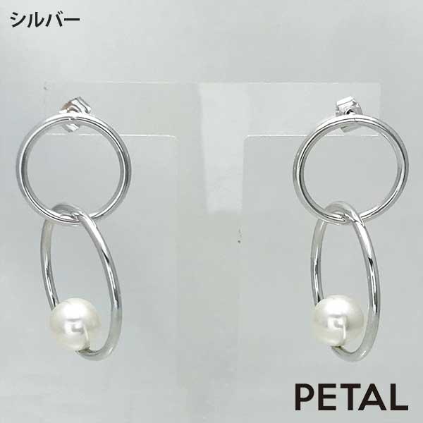 NEWピアス・ドリュー【PETAL MARKET】