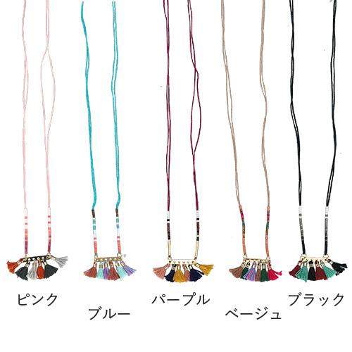 ネックレス&ブレス&アンクレットの3Way ディプレー【PETAL MARKET】