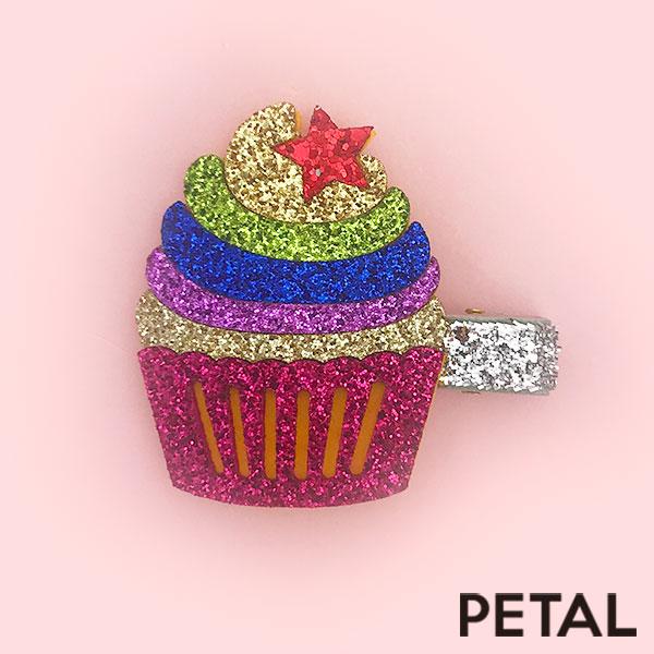 CUPCAKE=カップケーキピン【PETAL MARKET】