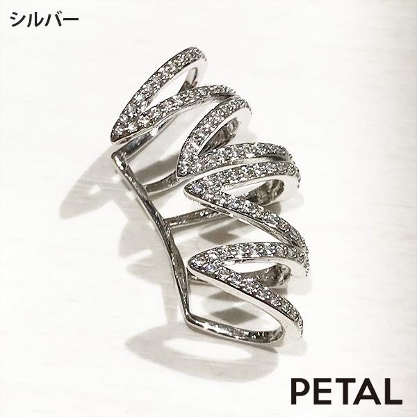 イヤカフクロッシュ【PETAL MARKET】