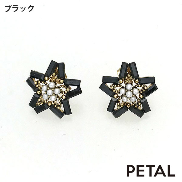 NEW ピアス フラワー【PETAL MARKET】