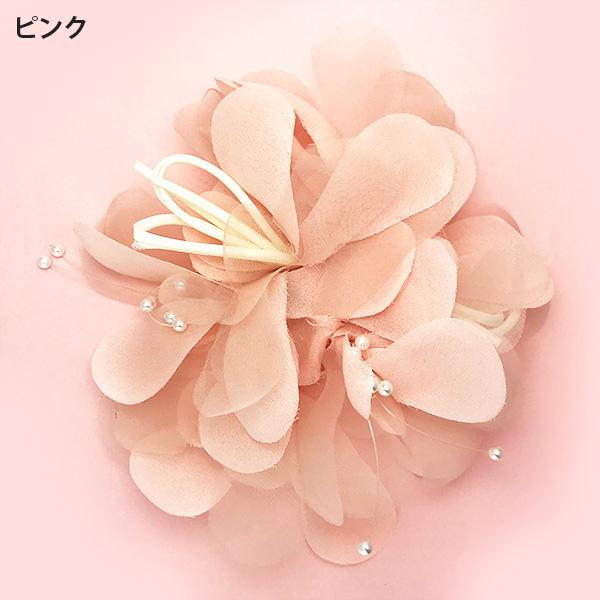 NEW☆おおきな花束コサージュ&ヘッドドレス 【PETAL MARKET】