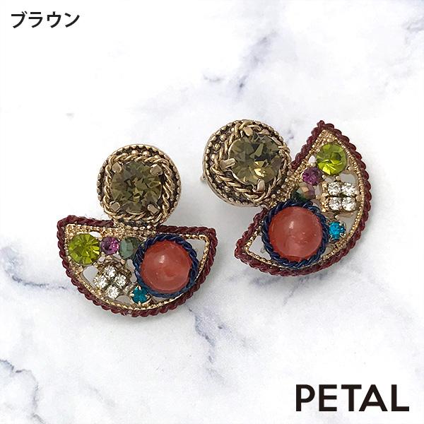 イヤリング・ポギュ—【PETAL MARKET】