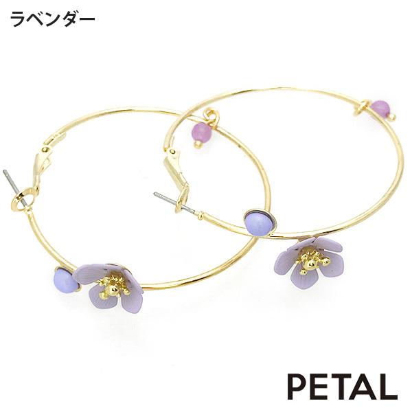 PETALシリーズ新作 ピアスヴェイリー 【PETAL MARKET】
