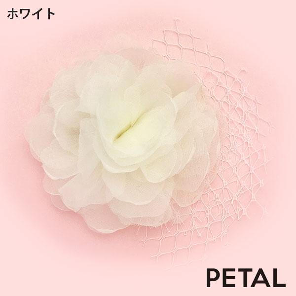 お姫様みたいな薔薇ピン【PETAL MARKET】