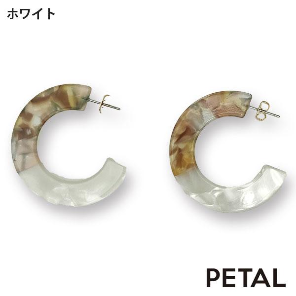 French Style☆フープピアス【PETAL MARKET】