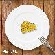 ピンブローチ・かじったチーズ【PETAL MARKET】