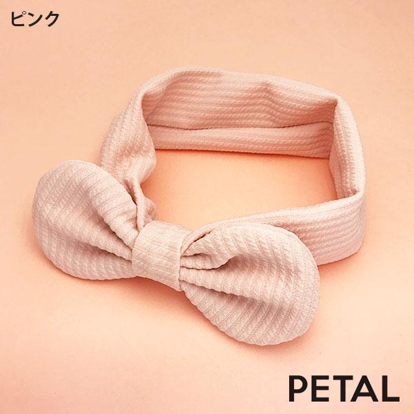NEWキッズ☆まるリボンヘアターバン【PETAL MARKET】
