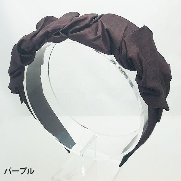 ギャザーカチューシャ【PETAL MARKET】