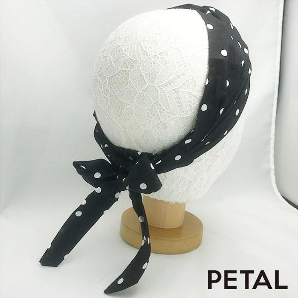 ハッピーな気分に☆リボンターバン【PETAL MARKET】