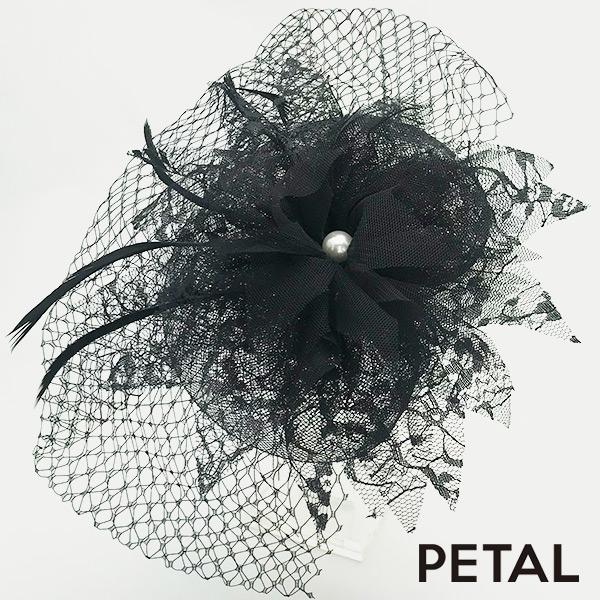 QUIヘッドアクセサリー・ザマ【PETAL MARKET】