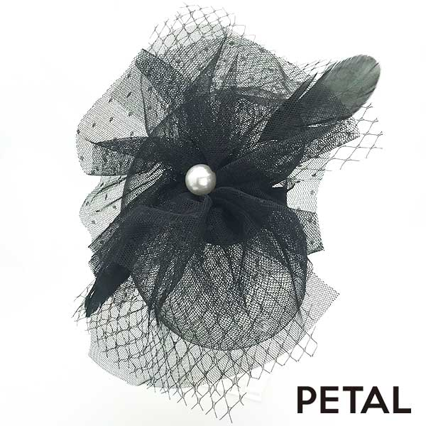 QUIヘッドアクセサリー・リュ—【PETAL MARKET】
