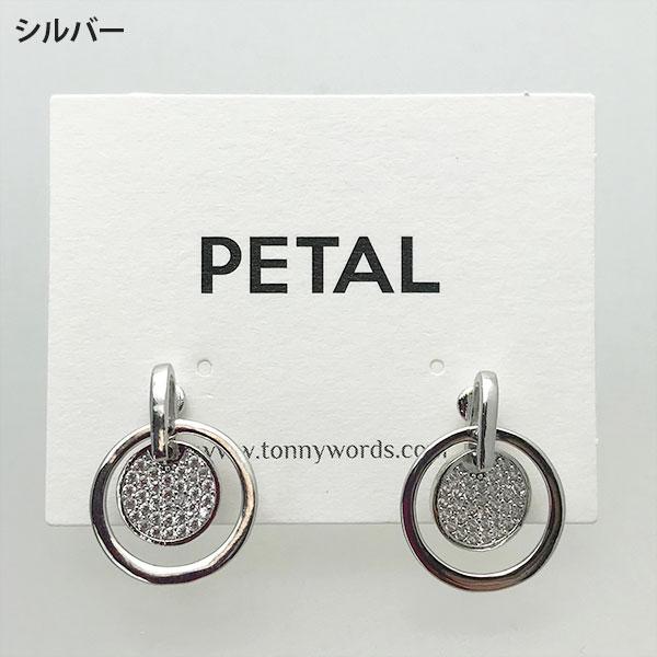 caronシリーズ☆ピアス・ゴルチャ 【PETAL MARKET】