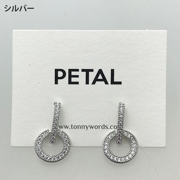 caronシリーズ☆ピアス・コモ 【PETAL MARKET】