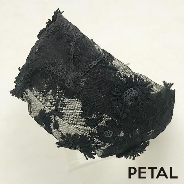 QUI新作カチューシャナリー【PETAL MARKET】