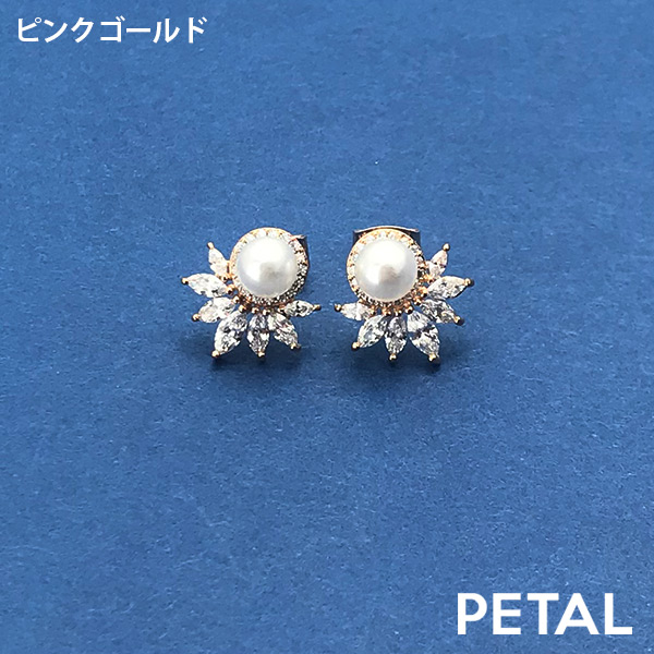 caronシリーズイヤリングパリ— 【PETAL MARKET】